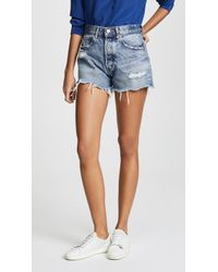 Moussy - Chester Shorts - Lyst