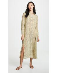 M.i.h Jeans Maggie Silk Dress - Multicolour