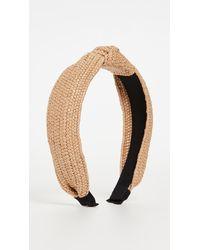 Shashi Rio Headband - Natural