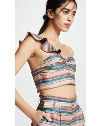 6 Shore Road By Pooja - Stripe Top - Lyst
