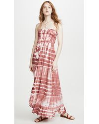 Tiare Hawaii Eri Maxi Dress - Multicolour