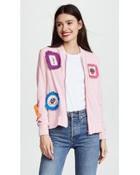 Michaela Buerger - Strawberry Patch Zip Jacket - Lyst