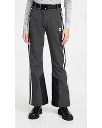 Sweaty Betty Moritz Soft Shell Ski Pants - Gray