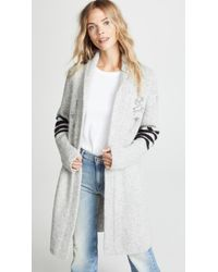 Mother The Hip Embroidered Cardigan - Multicolour