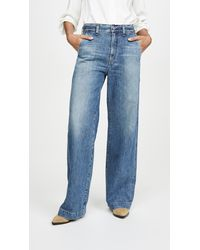 Citizens of Humanity - Premium Vintage Ivy Long Trouser Jeans - Lyst