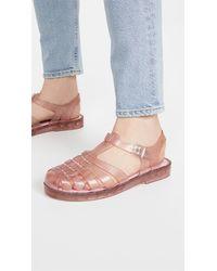 Melissa Possession Sandals - Pink