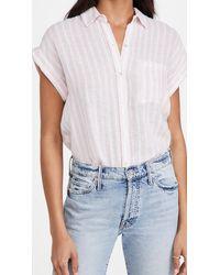 Rails Whitney Shirt - White