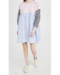 Tach Clothing Catarina Dress - Blue
