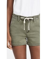 PAIGE Christy Shorts - Green