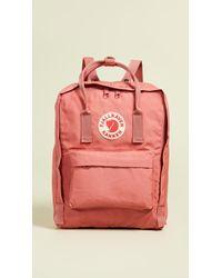 Fjallraven Kanken Classic Backpack - Pink