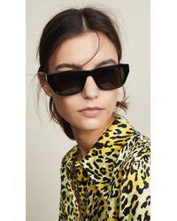 Krewe Tulsa Sunglasses - Black