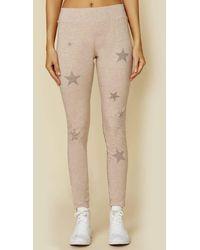 Sundry Stars Yoga Pant - Natural