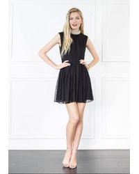 Rachel Zoe - Yates Lace Mini Dress - Lyst