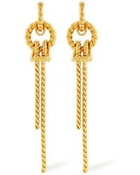 Rachel Zoe - Maisy Knotted Earrings - Lyst