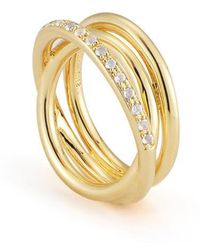 Elizabeth and James - Darcy Ring - Lyst