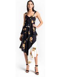 A.L.C. - Natalia Floral Dress - Lyst