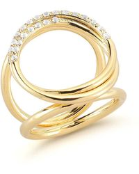 Elizabeth and James - Lissie Ring - Lyst