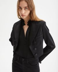 Nili Lotan Reagan Jacket - Black
