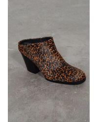 Rachel Comey - Mars Mule In Leopard - Lyst