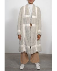 Rodebjer - Alasia Coat In Clay - Lyst