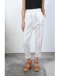 Ace & Jig - Westside Pant In Ambrosia - Lyst