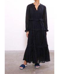 Étoile Isabel Marant - Aboni Dress In Black - Lyst