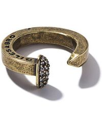 Giles & Brother | Brass Ox Railroad Spike Ring | Lyst