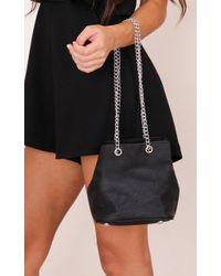 Showpo - Inclination Bag In Black - Lyst