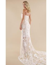 Showpo Lets Get Married Gown - White