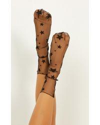 Showpo All About Me Socks - Multicolour