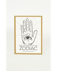 Showpo - Little Book Of The Zodiac: An Introduction To Astrology - Lyst