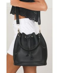 Showpo Dream Time Bag In Black