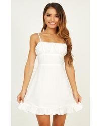 Showpo - Melting Hearts Dress - Lyst