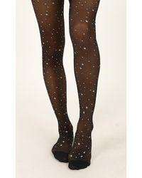 Showpo Temporary Love Stockings - Multicolour