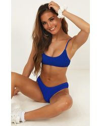 Showpo - Anais Bikini Bottom - Lyst