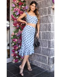 Showpo From Me Baby Two Piece Set - Blue