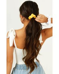 Showpo Only Lovers Know Scrunchie 2 Pack - Multicolour
