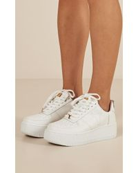 Showpo - Windsor Smith - Racer Trainers - Lyst