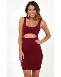 59edc3d9 Hot To Trot Dress - Red
