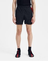 Xander Zhou Parachute Short - Red