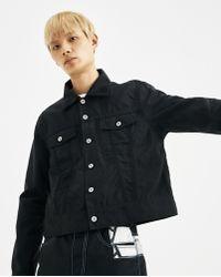 KANGHYUK - Black Airbag Jacket - Lyst