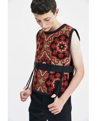 Craig Green Red Carpet Vest