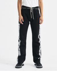 Aries - Black Tape Jeans - Lyst