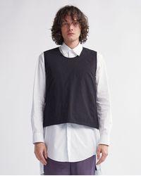 Craig Green Uniform Vest - Black