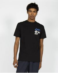 Asics Expert Horror Graphic T-shirt - Black