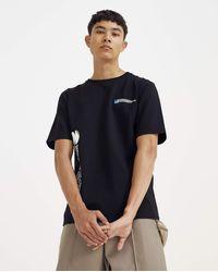 Xander Zhou Graphic Print T-shirt