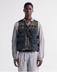 NEMEN Military Guard Vest Mf - Green