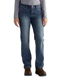 Carhartt 102731 Original Fit Blaine Jeans - Blue