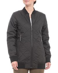 cd6a4c561 The North Face Jester Reversible Womens Bomber Jacket in Red - Lyst