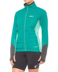 Louis Garneau Cove Hybrid Polartec® Alpha® Jacket - Blue